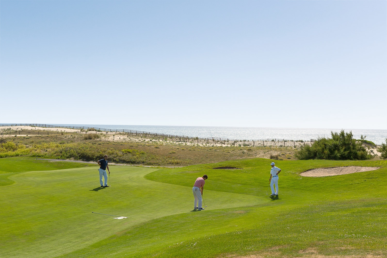 Golf-Moliets-Golfeurs-ocean_pano