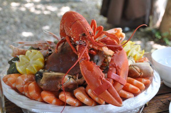 Köstliches aus dem Meer