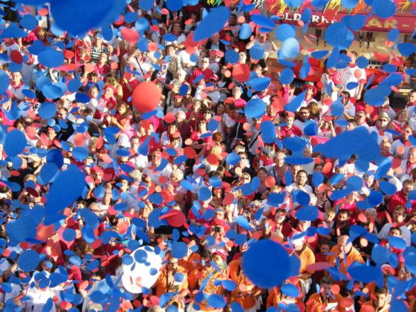 Die Feste von Saint-Vincent-de-Tyrosse