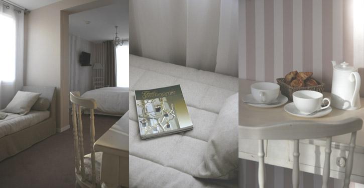 Auberge batby Soustons Landes -chambre6_2