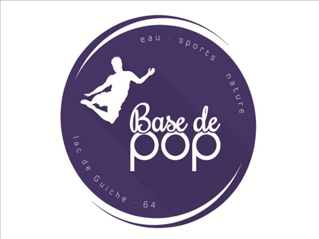 Base de pop – logo