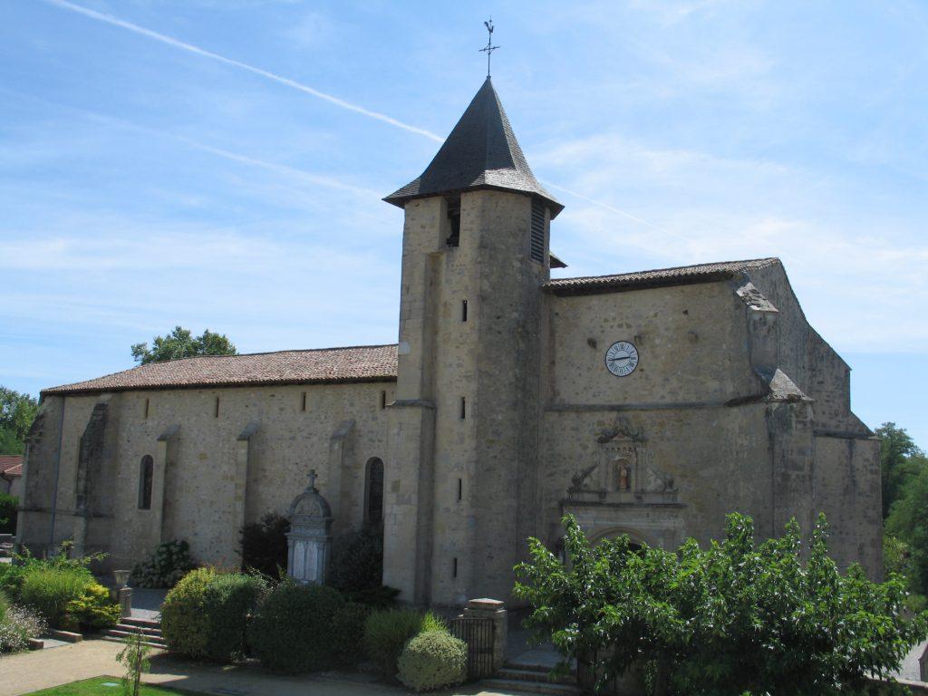 Eglise St Jean de marsacq 1