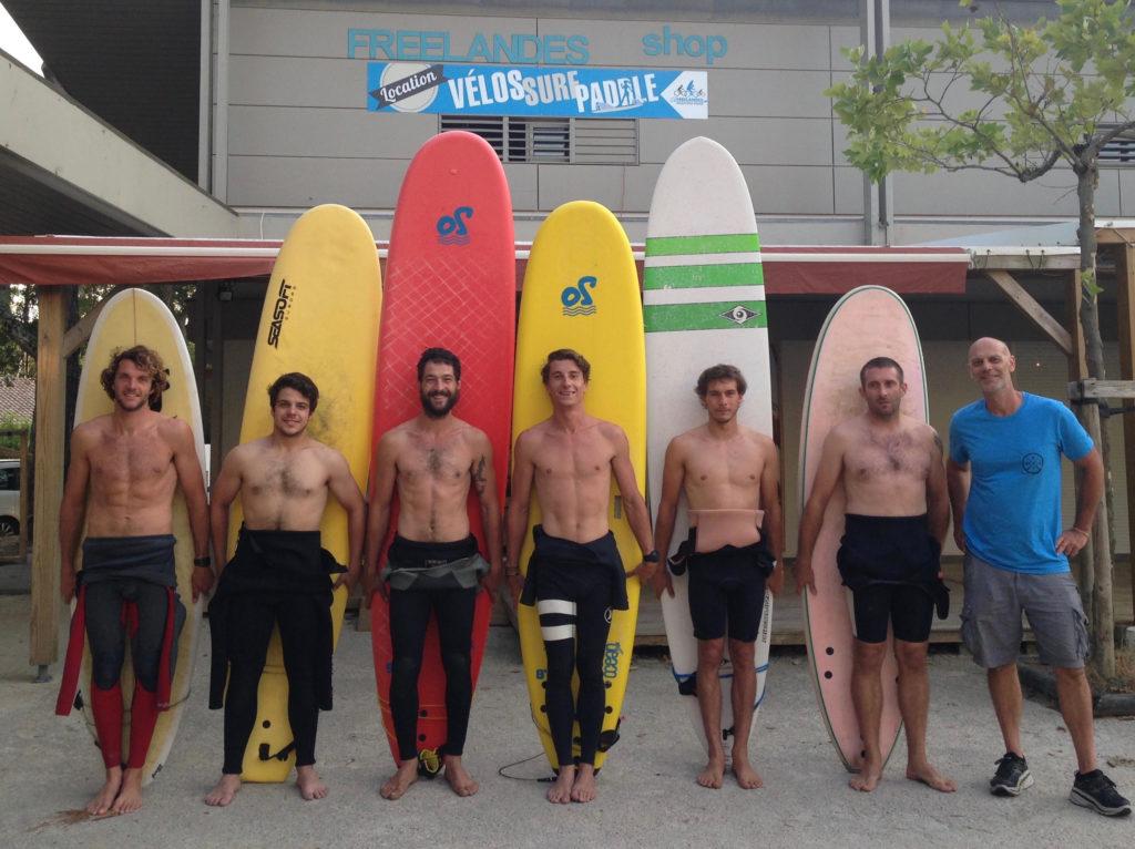 Freelandes_Soustons_landes atlantique sud surfshop