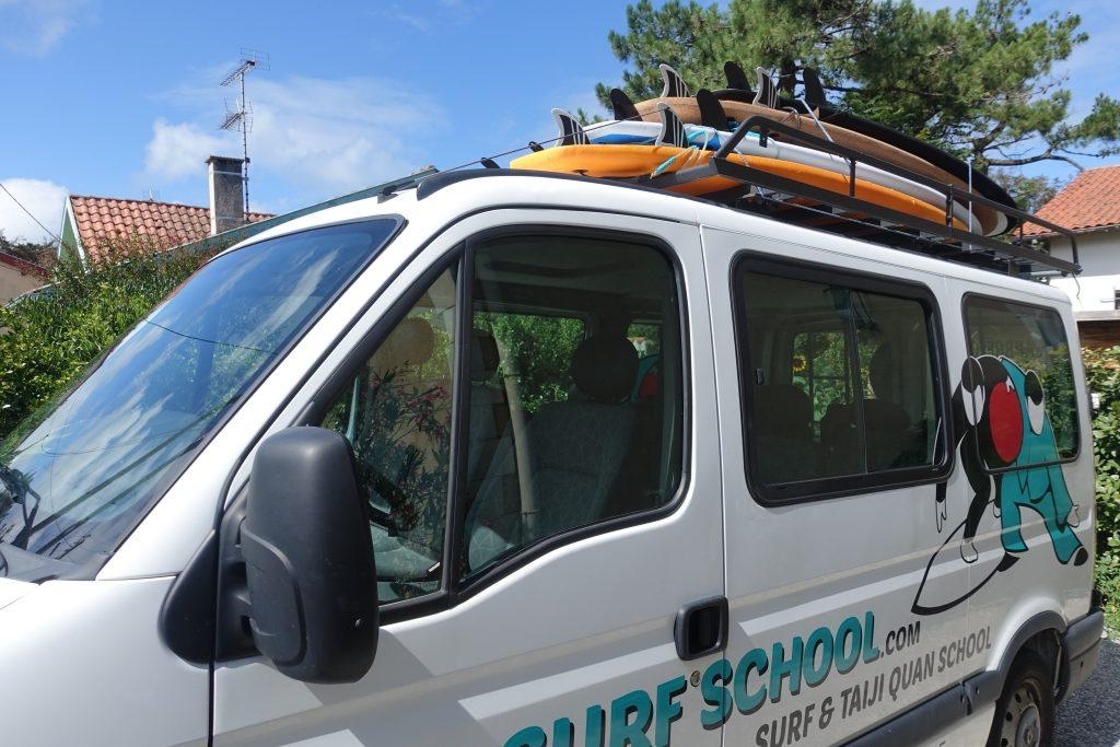 Ki-Surf-School-car
