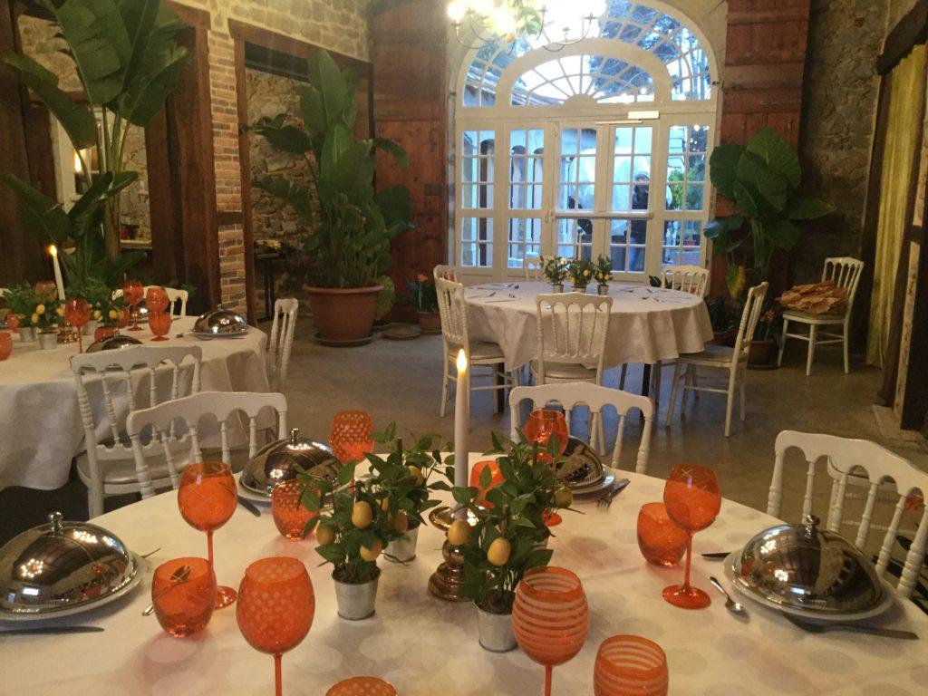 Orangerie Réception_Ste Marie_Landes Atlantique Sud