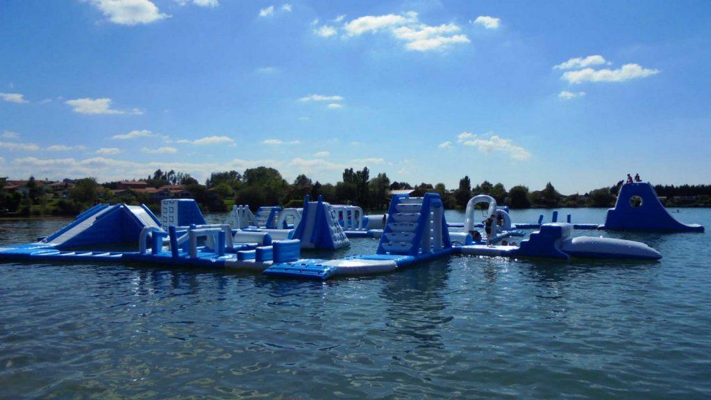 Water park de Sames parcours 265