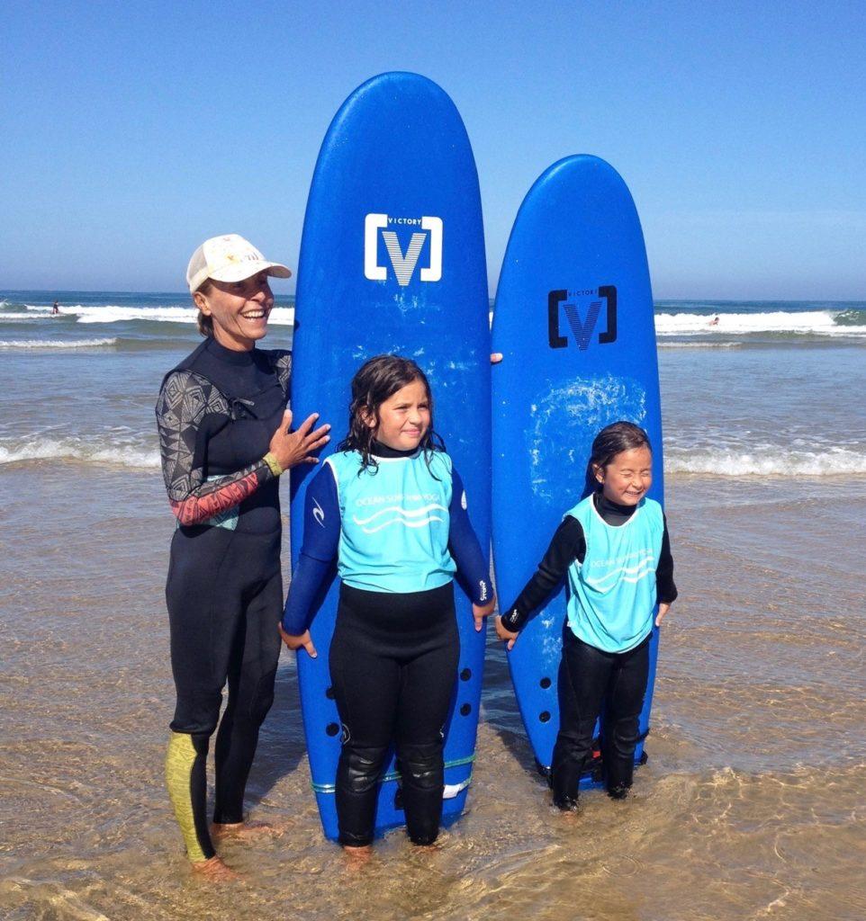 ecole de surf a messanges