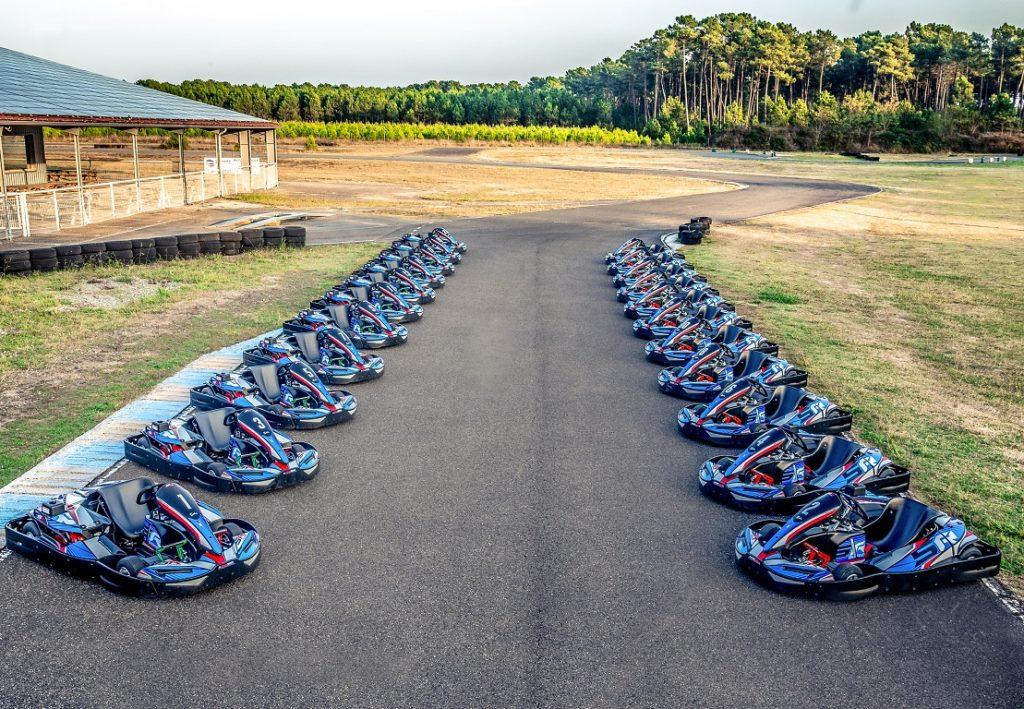 flotte de karting Circuits de Magescq_Magescq_OT LAS