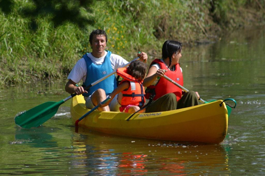 les pins bleus canoe-13
