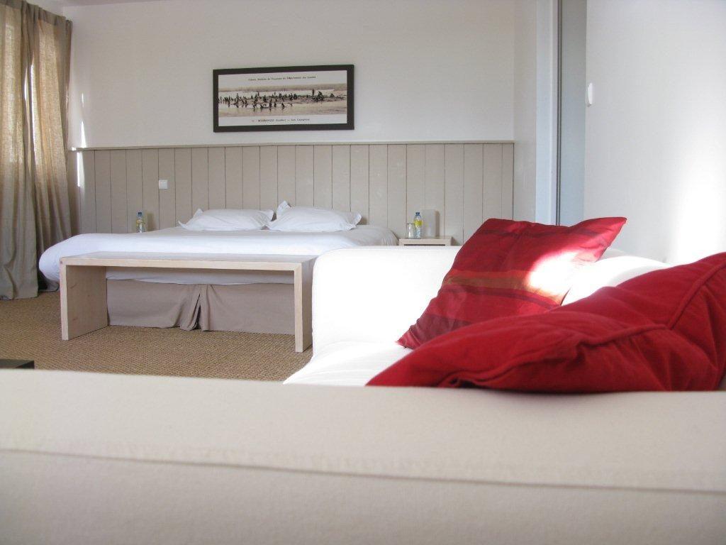 salon hotel maison de la prade