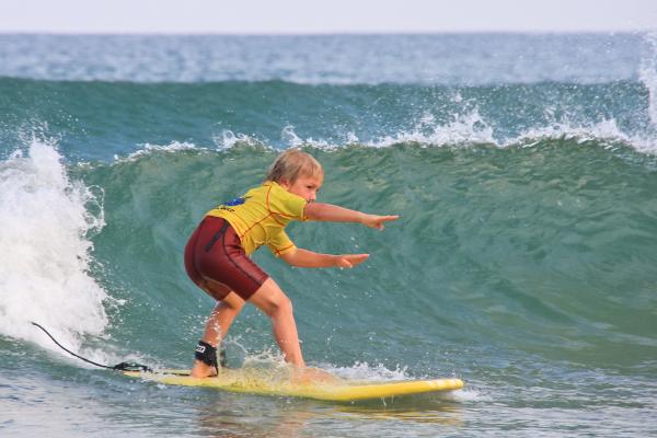 Surfschulen